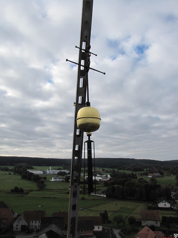 St. Cyriakus Turmkreuz