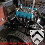 Fächerkrümmer V8 Dodge