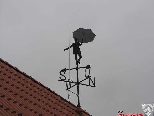 Wetterfahne II