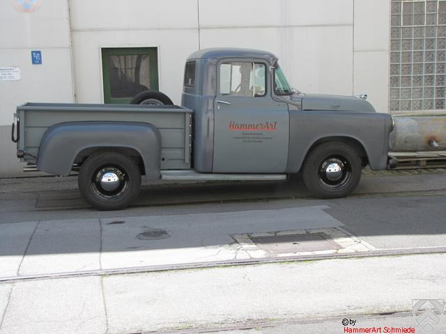 55 Dodge C3B8 Pick Up